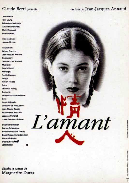 L'Amant - 1992 - Version Restaurée - Remux BluRay 1080p - AVC/H264 - MULTI - VFF - DTS-HD Master