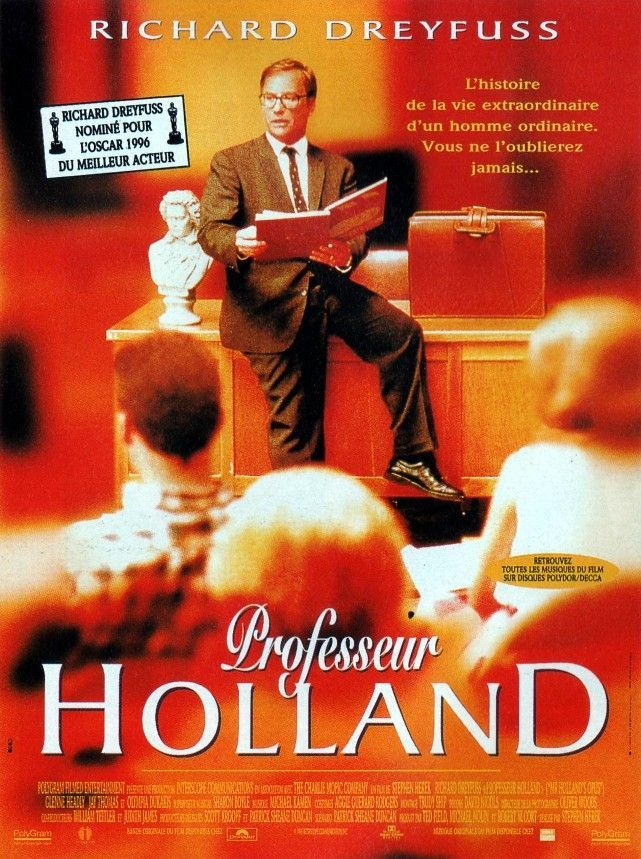 Professeur Holland 1995 FRENCH DVDRiP XViD AC3-notag