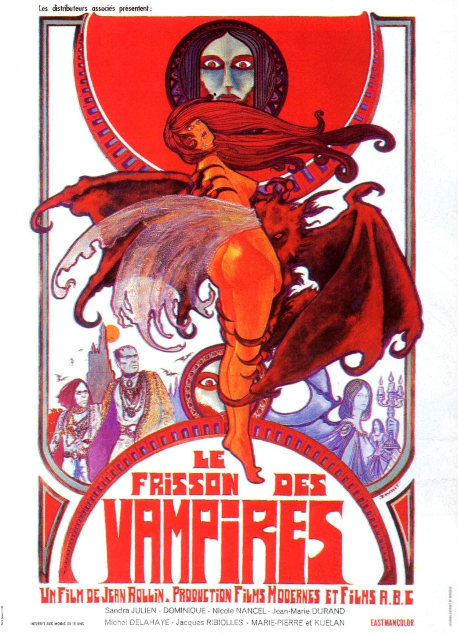 Le frisson des vampires 1971 x264 BDRip 720p NovaLan
