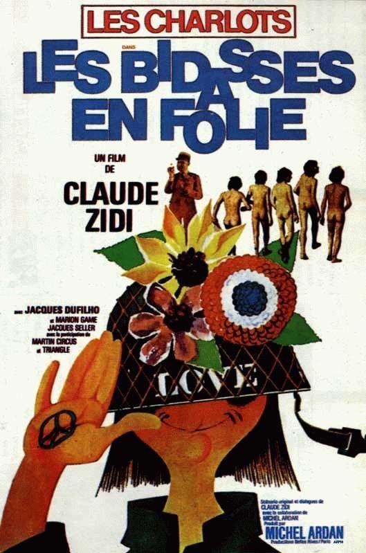 Les Bidasses En Folie 1971 FRENCH 1080p HDTV x264-UKDHD