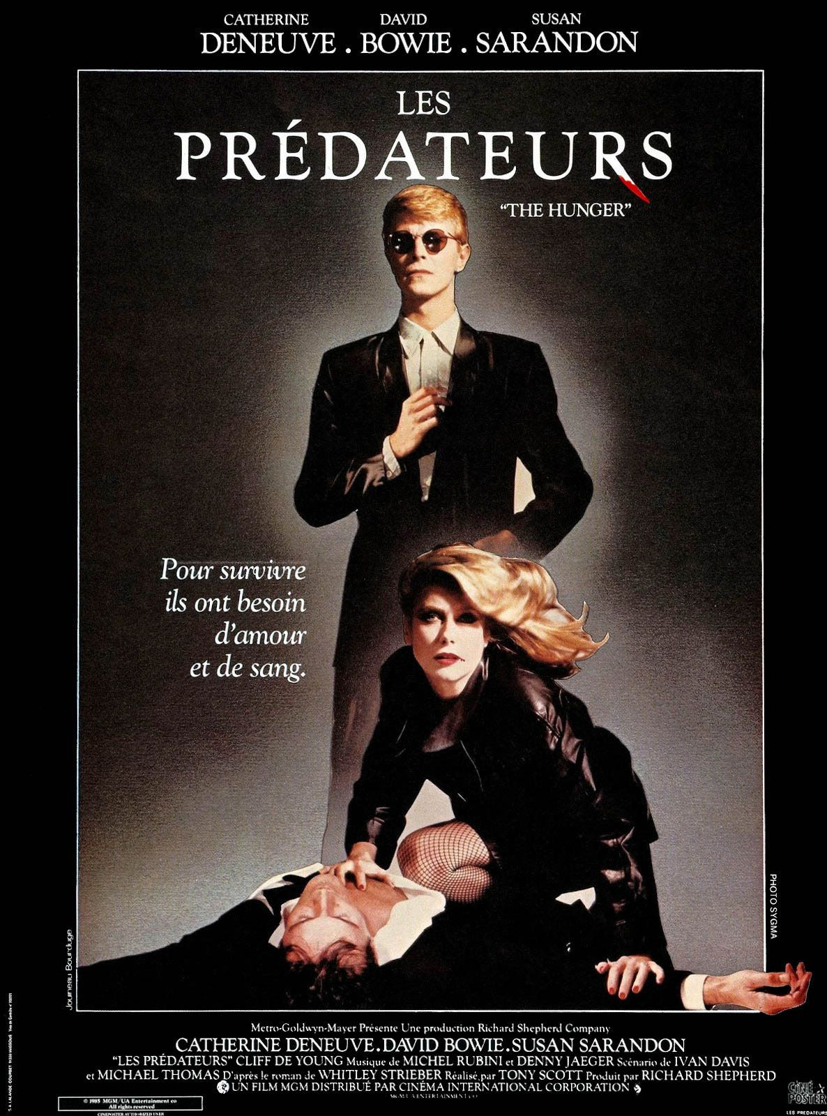 Les prédateurs (The hunger) 1983 Multi 1080p HDlight x264