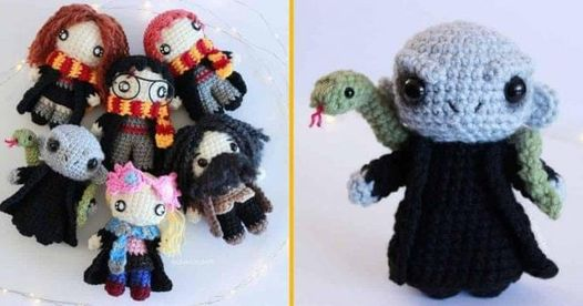 Top 20+ des crochets Harry Potter