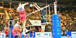 Volley - Ligue A (H) - L'AS Cannes change de pointu