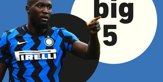 Foot - Podcast - Big five, le podcast foot de L'Équipe : Romelu Lukaku, voyage au centre de l'Inter