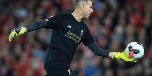 Foot - ANG - Liverpool - Liverpool : Adrian incertain contre Southampton