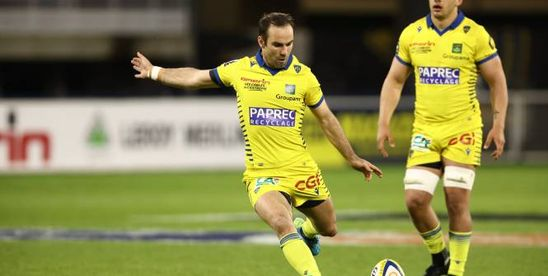 Rugby - Top 14 - Clermont l'emporte sans flamber face à Toulon en Top 14