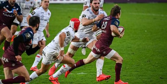 Rugby - Top 14 - Toulon - Top 14 : Ollivon, un tour dans la cage