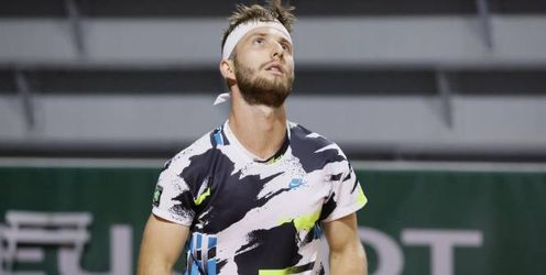 atp, tennis, anvers, corentin, moutet