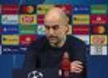 Foot - C1 - Man. City : Guardiola : «Il y a des entraîneurs de grand talent en Allemagne»