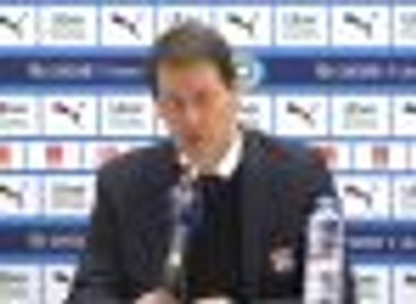 Foot - L1 - OL : Garcia : « La course continue »