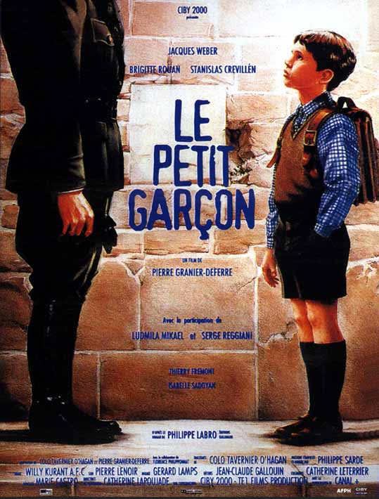 Le Petit Garcon 1995 FRENCH DVDRiP x264 AAC