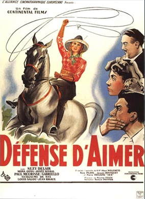 Défense d'Aimer - Richard Pottier - 1942 - TVRip - mp4 - aac - VF