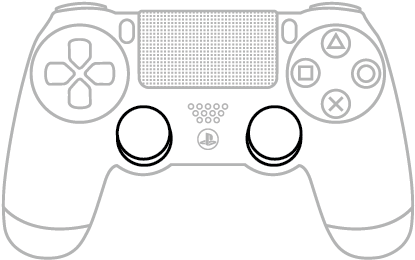 Thumbsticks PS4