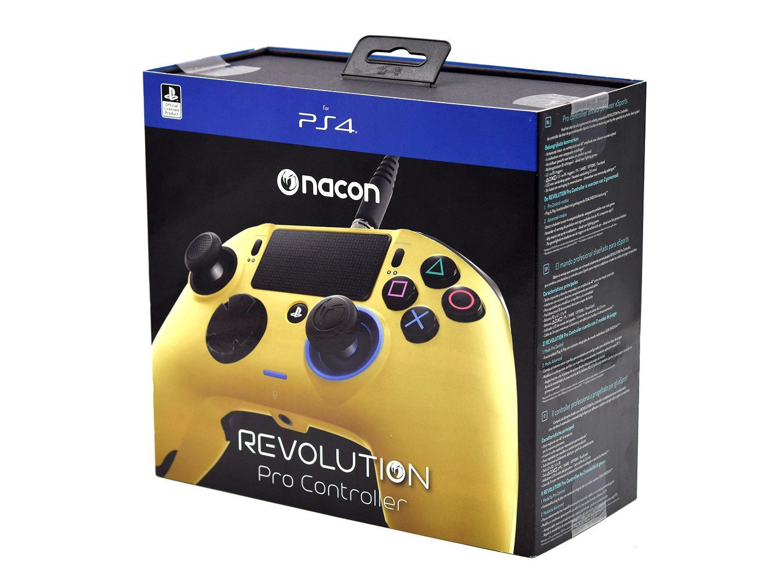 Nacon Revolution Pro Controller Box