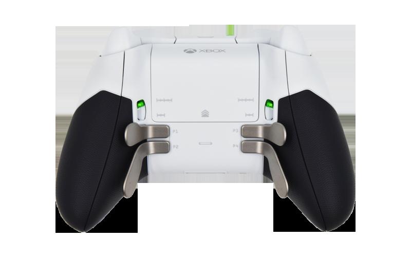 Xbox Elite Controller White Back shell