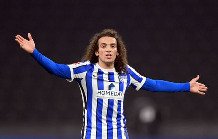 hertha, berlin, arsenal, matteo, guendouzi, assessment, loanee