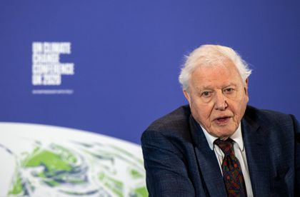 david, attenborough, climate, change, unprecedented, global, security