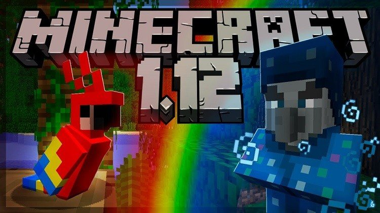Minecraft 1.12 world of color swiat kolorow