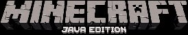 Minecraft Java Edition nowe logo 1.2.2