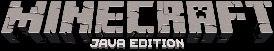 Minecraft Java Edition nowe logo 1.2.2