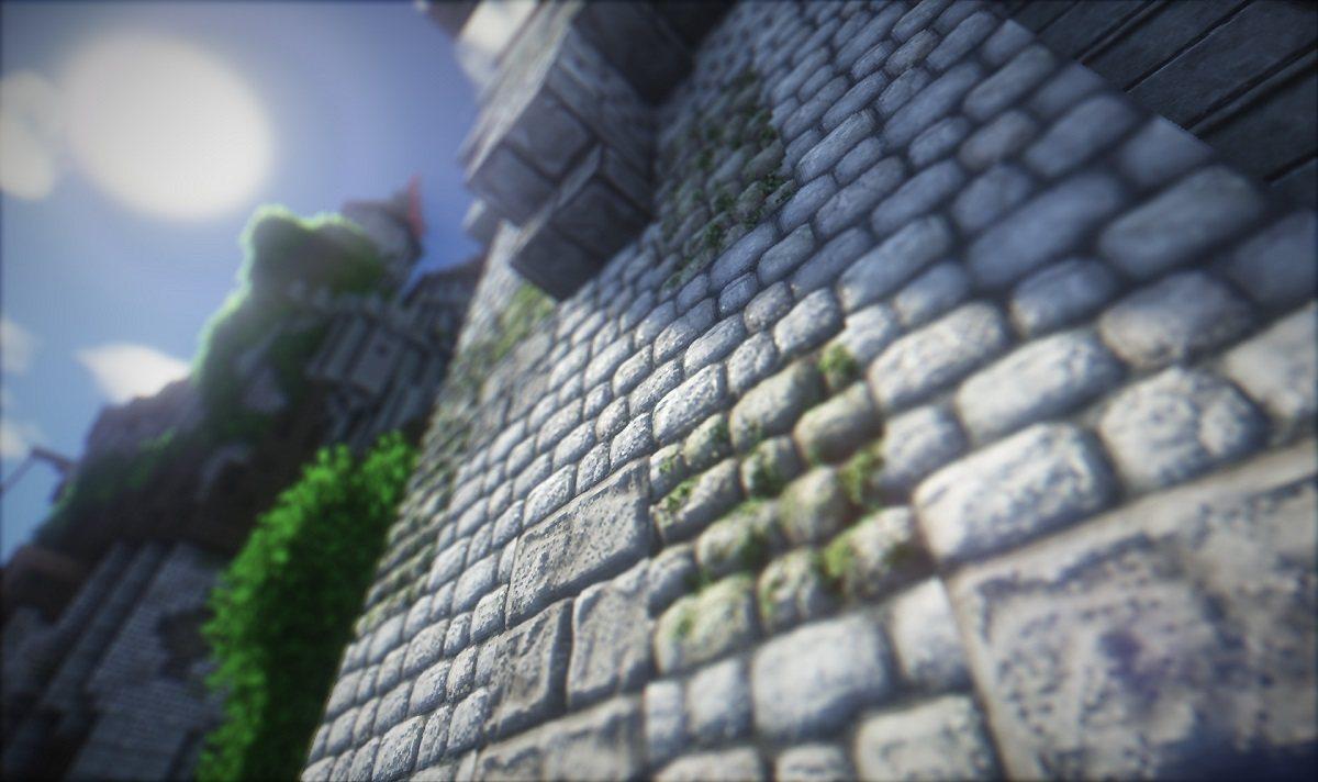 TME Shaders mod minecraft paczka cieni