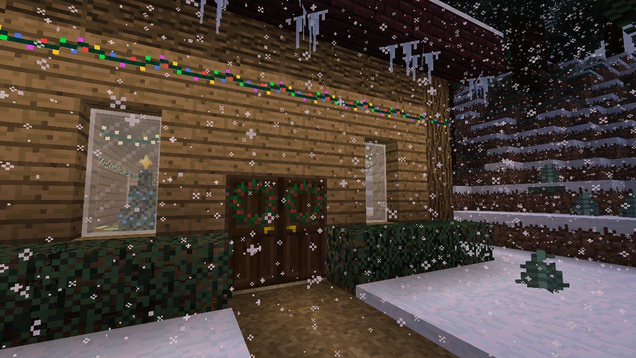 christmas mod minecraft bozonarodzeniowy mod dekoracyjny 2