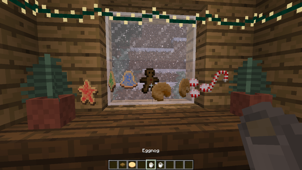 christmas mod minecraft bozonarodzeniowy mod dekoracyjny 3
