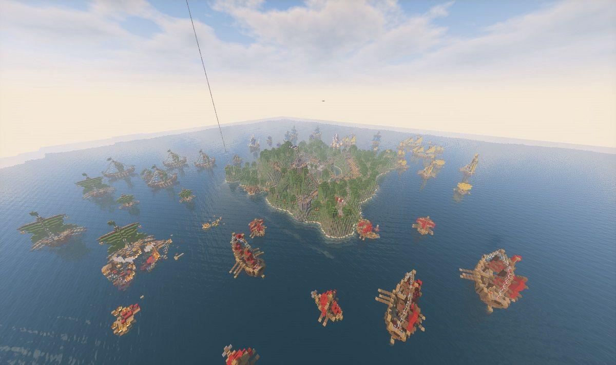 clash of empires 1 minecraft