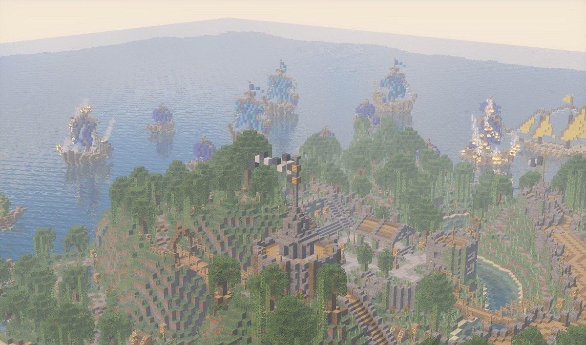 clash of empires 2 minecraft