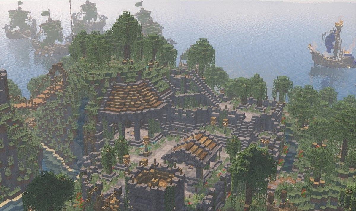 clash of empires 3 minecraft