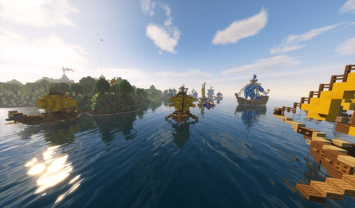 clash of empires 4 minecraft