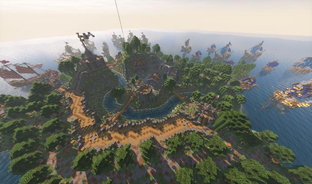 clash of empires 7 minecraft