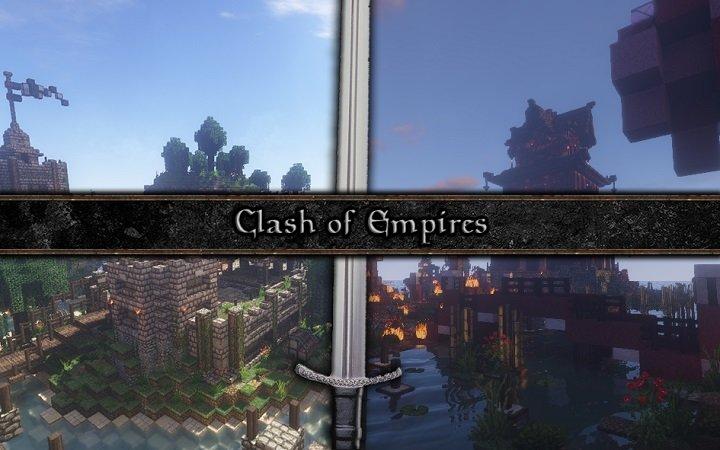 clash of empires minecraft