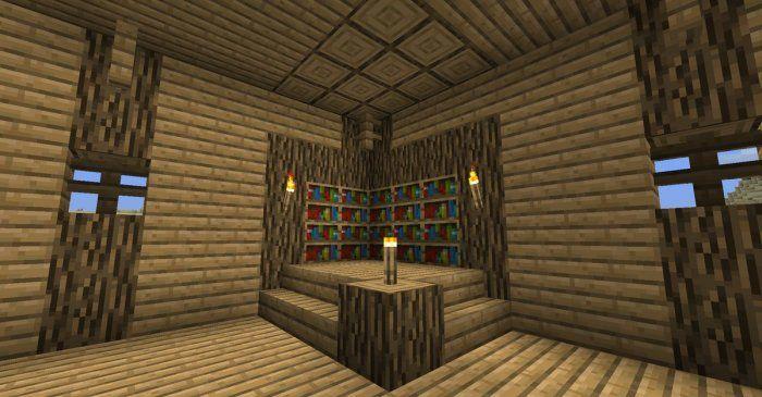 deski biblioteczki nowe tekstury minecraft