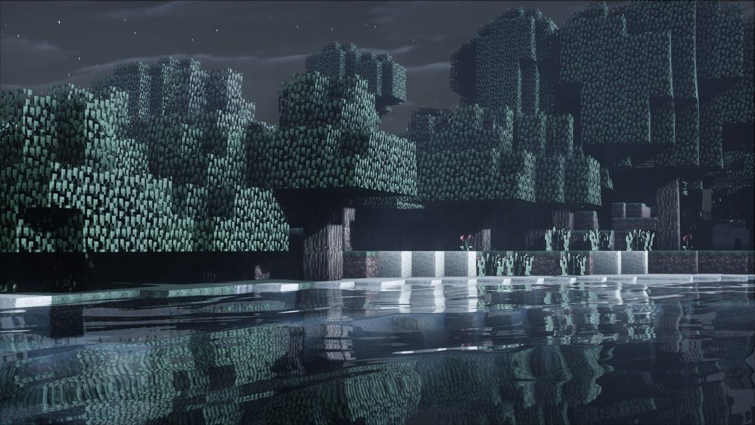 dms shaders preview 1 minecraft