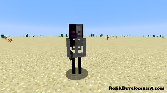 ender skeleton mutated mobs minecraft 1.12