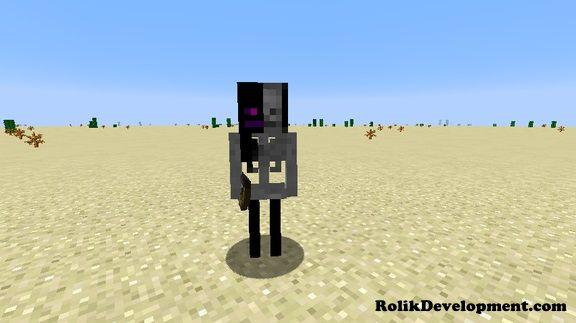 ender skeleton mutated mobs minecraft 1.12