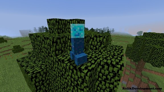 illusioner creeper mutated mobs minecraft 1.12