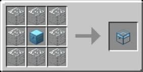 krysztalowa skrzynia receptura iron chests
