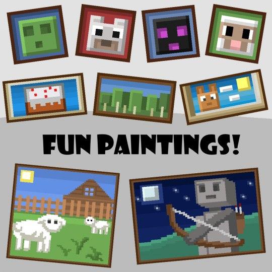 mad pixels tekstury kreskowkowe minecraft galeria 2