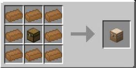 miedziana skrzynia receptura iron chests