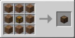 skrzynia z ziemi poziom 9000 receptura iron chests