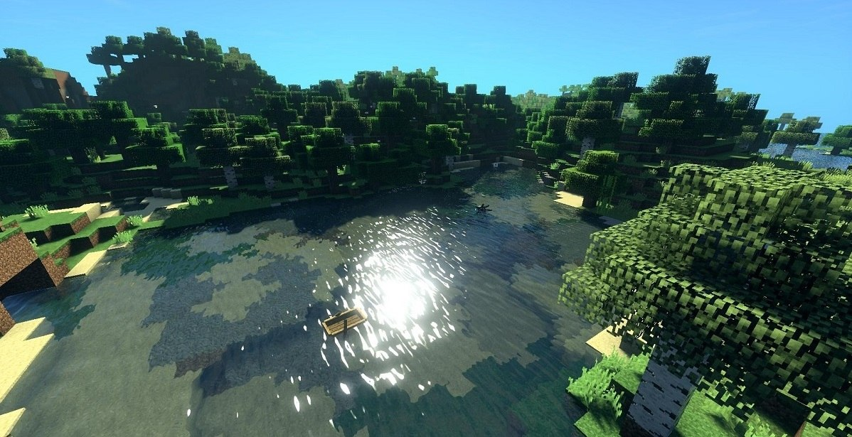 sushi shader minecraft review 1