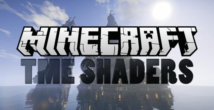 tme shaders mod minecraft crankermans paczka cieni
