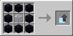 ulepszenie diamentowa do obsydianowa skrzynia receptura iron chests