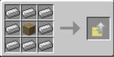 ulepszenie metalowa skrzynia receptura iron chests