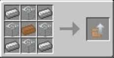 ulepszenie midziana do metalowa skrzynia receptura iron chests