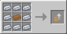 ulepszenie midziana do srebrna skrzynia receptura iron chests