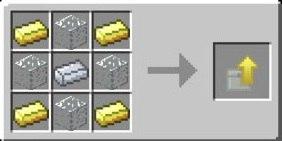 ulepszenie srebrna do zlota skrzynia receptura iron chests