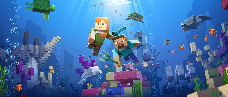 Minecraft 1.13 wydany edycja java